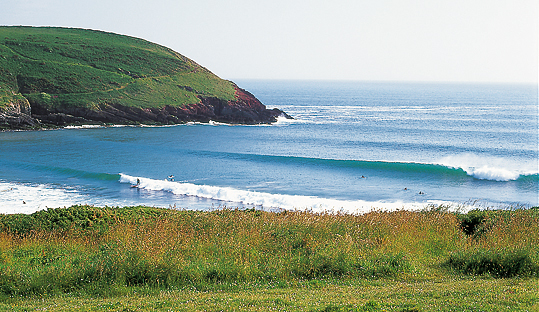 Wales and Pembrokeshire Surf Report