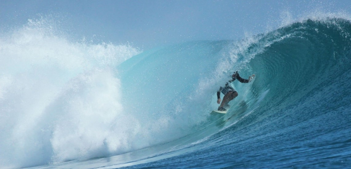 Live and Surf in Bali and become a ISA licensed surf coach