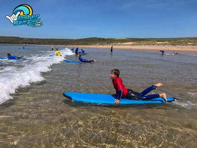 PEMBROKESHIRE SURF & SUP CLUB