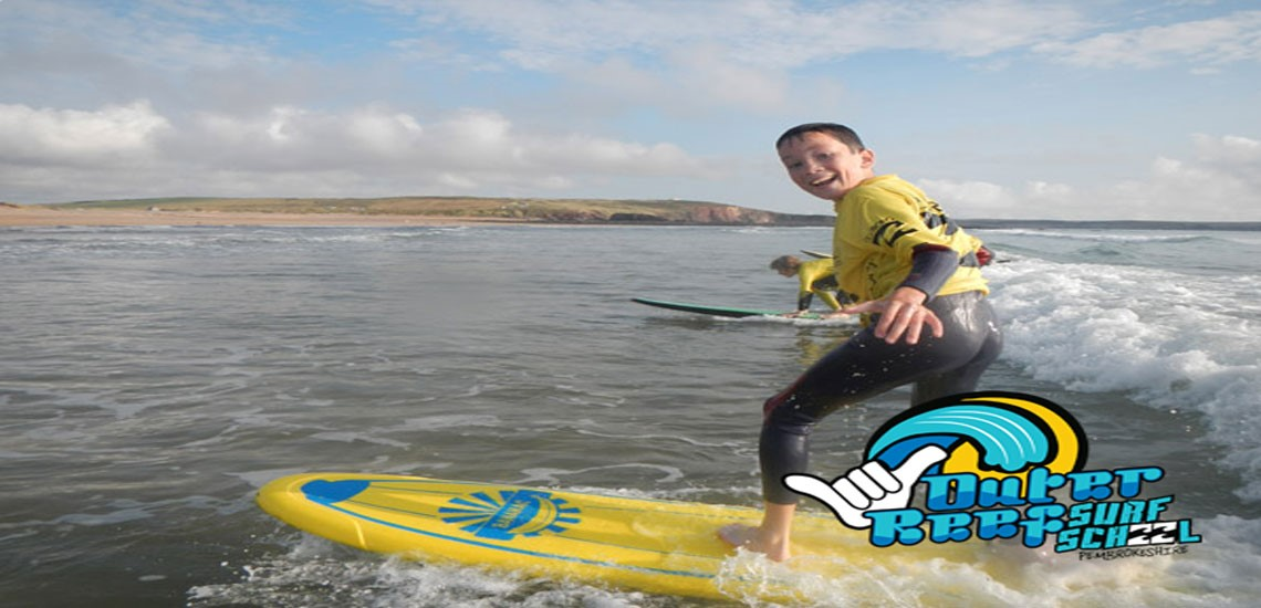 Surfing Lessons In Pembrokeshire, Wales | Surf Courses Wales