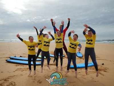 Outer Reef Surf & Paddle Boarding Club Pembrokeshire, Wales