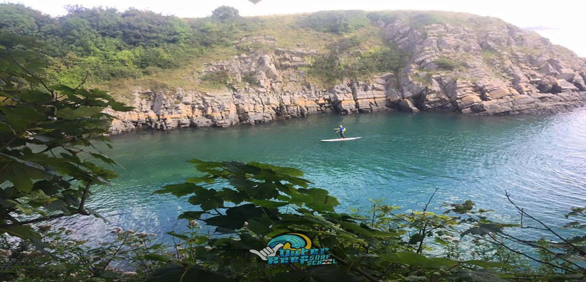 Paddle Boarding Courses Pembrokeshire, Wales | Paddle Boarding Courses