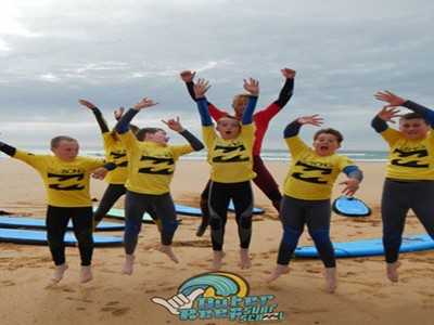 Outer Reef Surf & Sup Centre Activities for Junior & Secondary Schools In Pembrokeshire, Wales
