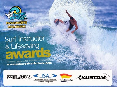 Lifeguard, Surf & Sup Instructor Courses Dates 2019