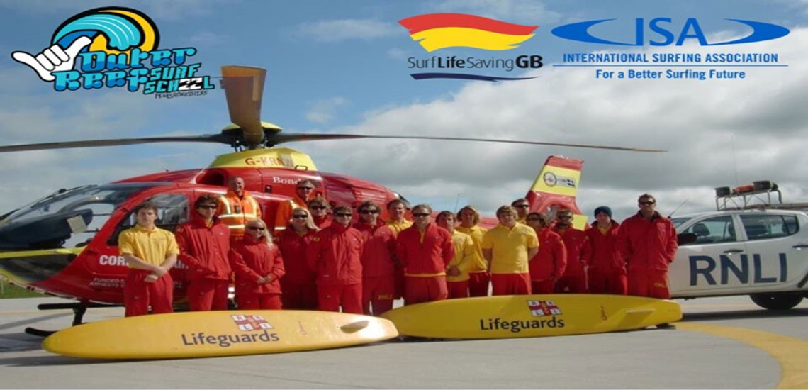 Beach Lifeguard Courses Pembrokeshire, Wales | SLSGB Surf Coach Rescue Courses