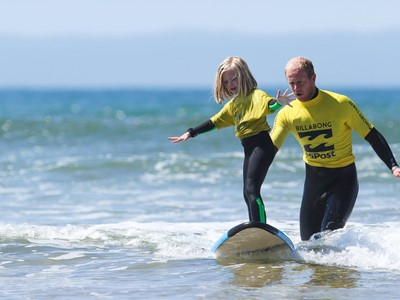 Children Surf Lessons Pembrokeshire, Wales |Family Surf Lessons