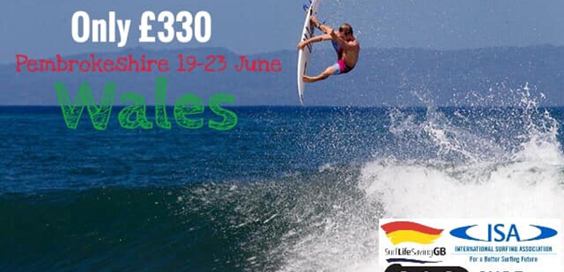 Surf Instructor Courses in Wales