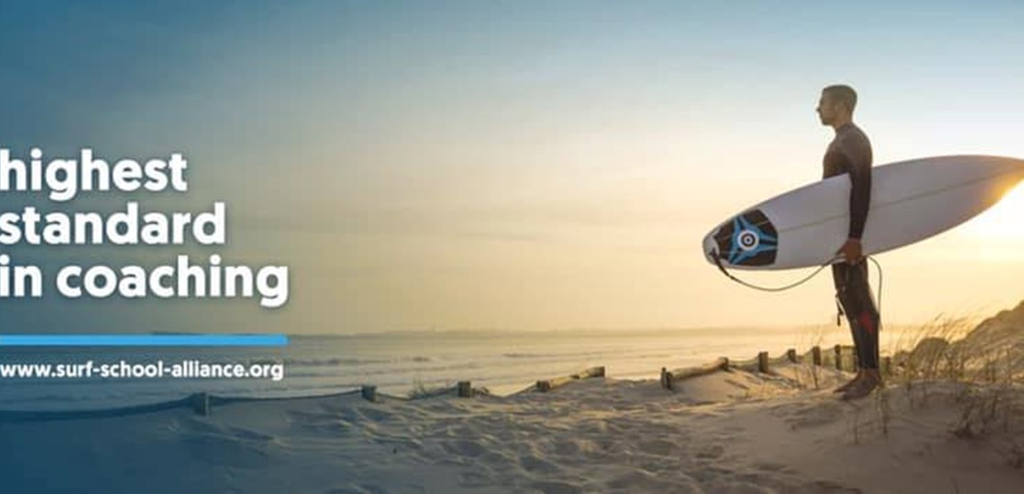 ISA / SSA Surf & Sup School Membership