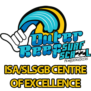 We are the only ISA SLSGB Centre of Excellence in Wales!